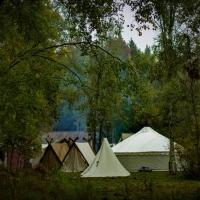 Lägerplatsen